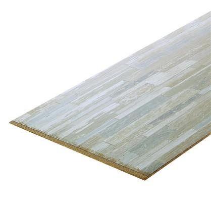 Стеновая панель 4075 60х0.6x300 см ДСП цвет арвика цена