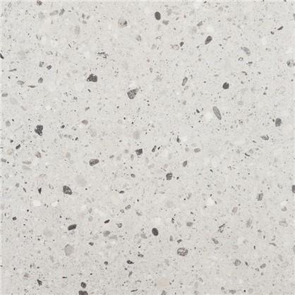 Стеновая панель Рашблю 240х0.6х65 см ДСП цвет серый