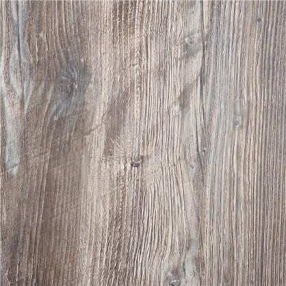 Стеновая панель Сосна Лофт 240х0.6х65 см ДСП цвет черный цена