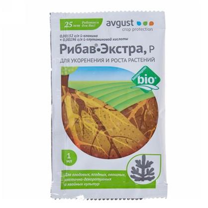 Стимулятор Рибав-Экстра для корнеобразования и роста растений 1 мл цена