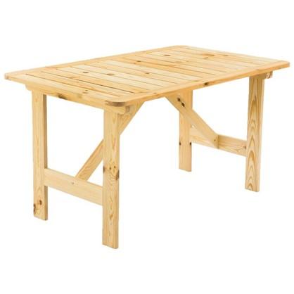 Стол садовый Копенгаген 80x71x130 см дерево цена
