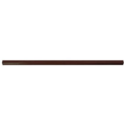 Столб 62х55х2500 коричневый 5 отверстий цена