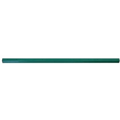 Столб 62х55х2500 зеленый 5 отверстий цена