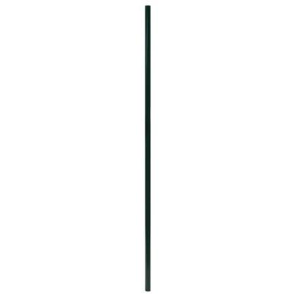 Столб для забора Ral 51х2500 мм цвет зелёный цена