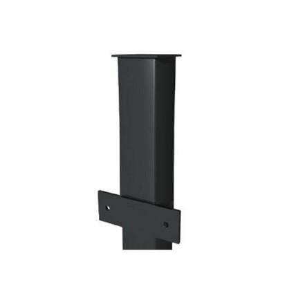 Столб с планками грунт 40x40 мм 3 м цена