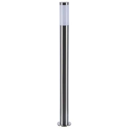Столб уличный Inspire BERGEN большой 1xE27х60 Вт 1 м сталь IP44 цена