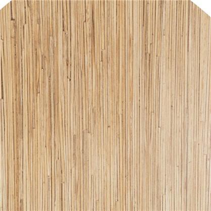 Столешница барная 134 150х3.8х40 см ЛДСП/пластик цвет тростник