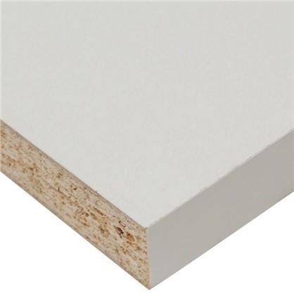 Столешница Вайт 120х3.8х60 см ЛДСП цвет белый цена