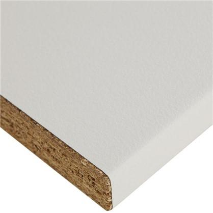 Столешница Вайт 240х3.8х60 см ЛДСП цвет белый цена
