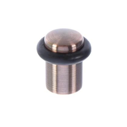 Стопор дверной Apecs DS-0013-AC металл цвет антик медь