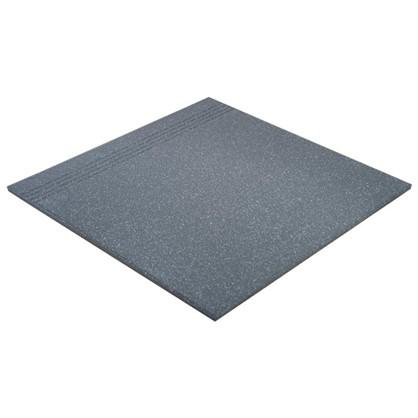 Ступень EG10 30х30 см 1.53 м2 керамогранит цвет чёрный цена