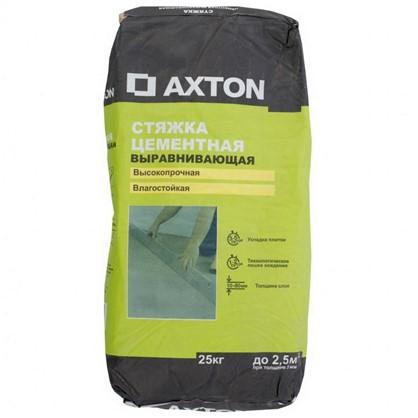 Стяжка пола Axton 25 кг цена