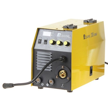 Инверторный сварочный аппарат Сварис 200 Комби 200 А до 4 мм цена
