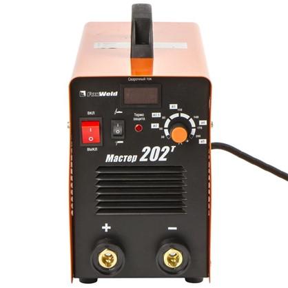 Инверторный сварочный аппарат FoxWeld Мастер 202T 200 А до 5 мм цена