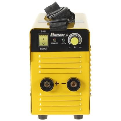 Инверторный сварочный аппарат Сварис 200 200 А до 5 мм цена