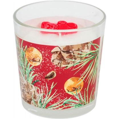 Свеча ароматизированная Новогодняя ель цена