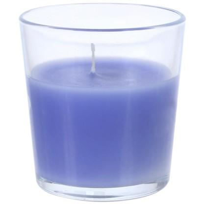 Свеча ароматизированная в стакане Лаванда цена