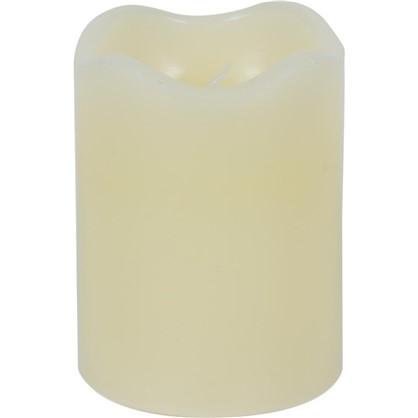 Свеча декоративная светодиодная ТБ 9 см цена