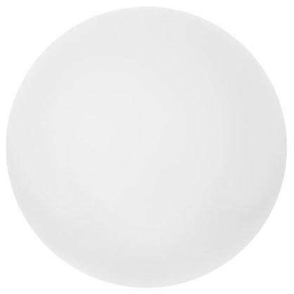 Светильник аккумуляторный светодиодный Шар свет RGB диаметр 30 см цвет белый цена