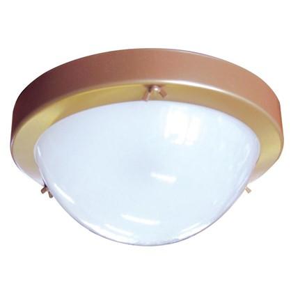 Светильник для сауны Терма-3 1xE27x60 Вт цвет золото IP65 цена