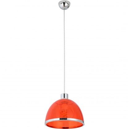 Светильник Globo 1xE27x40 Вт 23 см цвет красный цена