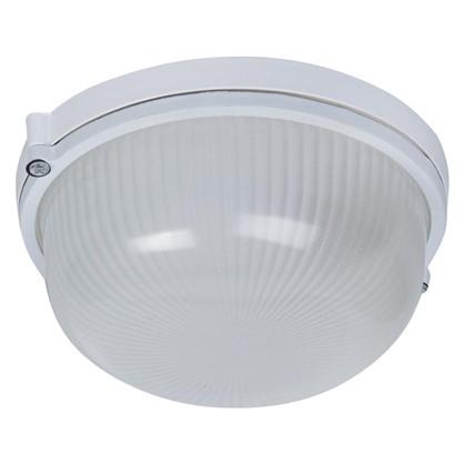 Светильник круглый TDM Electric НПБ 1301 1xE27x60 Вт цвет белый IP54