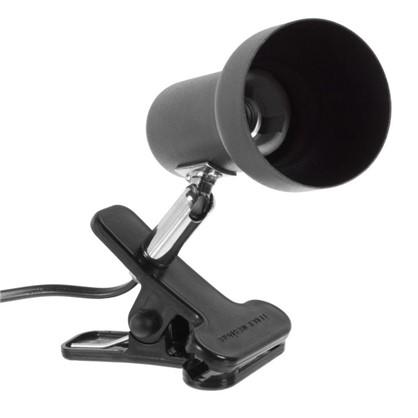 Светильник на прищепке R50 1xE14x40Вт цвет черный
