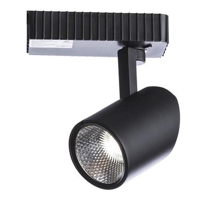 Светильник на шину светодиодный 7 Вт 600 Лм цвет черный цена