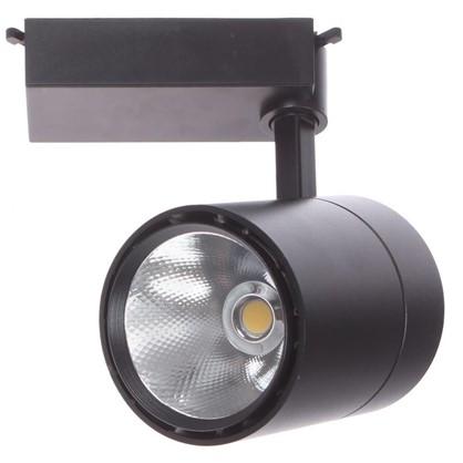 Светильник на шину светодиодный Attento 50 Вт цвет черный цена