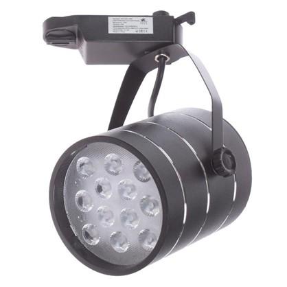 Светильник на шину светодиодный Cinto 12 Вт цвет черный