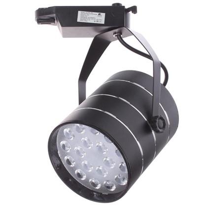 Светильник на шину светодиодный Cinto 18 Вт цвет черный цена
