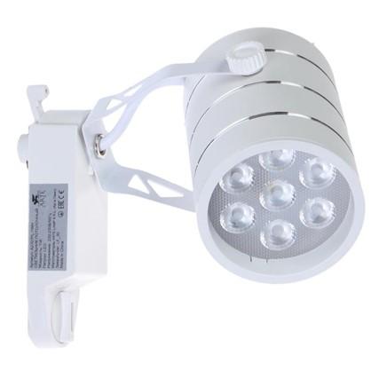 Светильник на шину светодиодный Cinto 7 Вт цвет белый цена