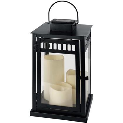 Светильник на солнечных батареях светодиодный Фонарь 3x006 Вт цена