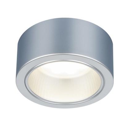Накладной светильник Elektrostandard Baden 1070 цоколь GX5.3 цвет серебряный цена