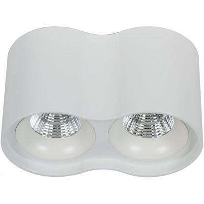 Накладной светильник светодиодный 24 Вт 3000 К цвет белый свет теплый белый