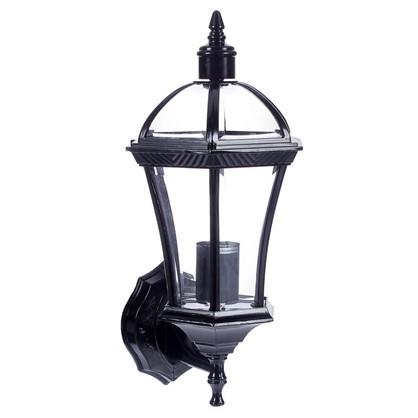 Светильник настенный уличный Capella 60 Вт IP44 цвет черный цена