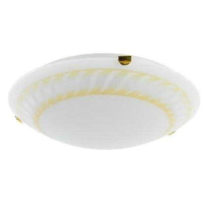 Светильник настенно-потолочный 2xE27x100 Вт цвет мультиколор