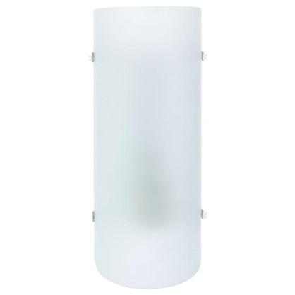 Светильник настенно-потолочный Hanko 1xE27x60 Вт стекло цвет матовый/белый цена