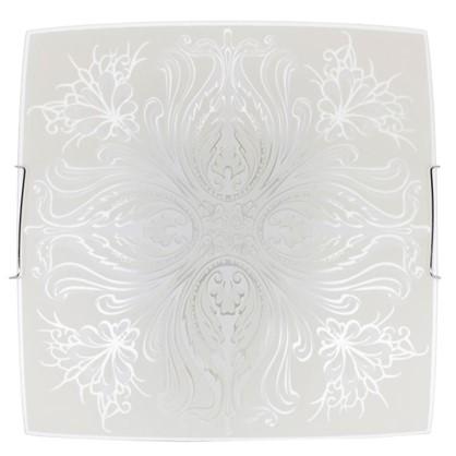 Светильник настенно-потолочный Korda 2xE27x60 Вт цвет белый/хром цена