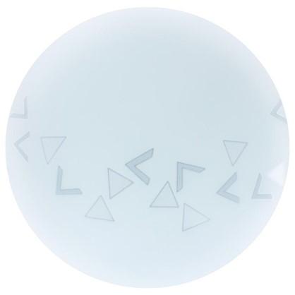 Светильник настенно-потолочный Mars 1xE27x60 Вт треугольники цена