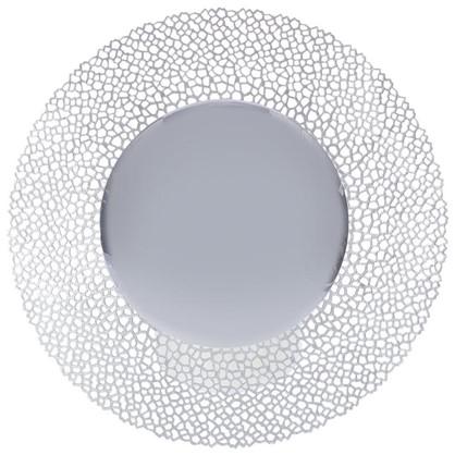 Светильник настенно-потолочный Solario 3560/18L 18 Вт цвет серебряный цена