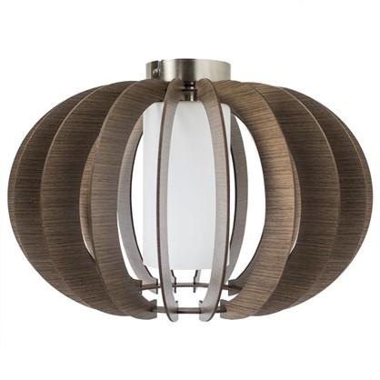 Светильник настенно-потолочный Stellato3 1xE27x60 Вт цвет коричневый цена