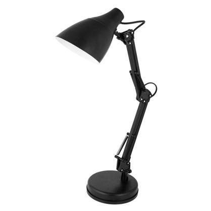 Светильник настольный Arrow KD-331 1хЕ27х40 Вт цвет черный цена