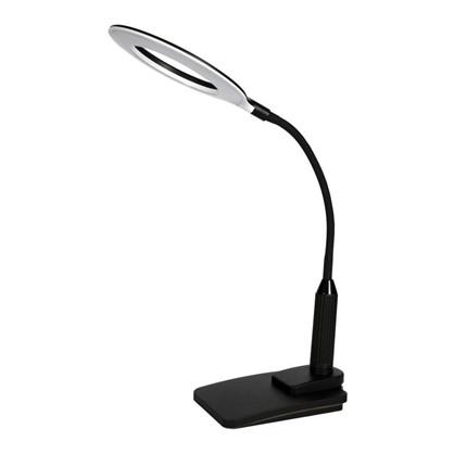 Светильник настольный Circle KD-814 7 Вт цвет черный цена