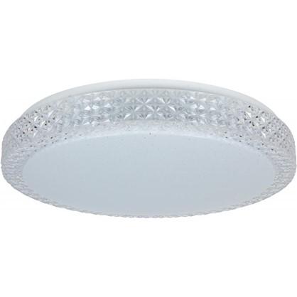 Светильник подвесной светодиодный Saphir 20 м² белый свет цвет белый цена