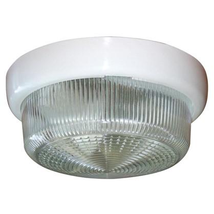 Светильник потолочный Раунд 1xE27x60 Вт цвет прозрачный IP44 цена