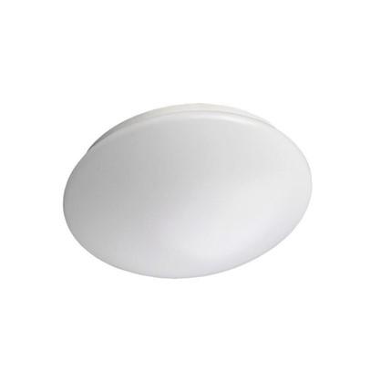 Светильник потолочный светодиодный ДПБ 18 Вт пластик цвет белый цена