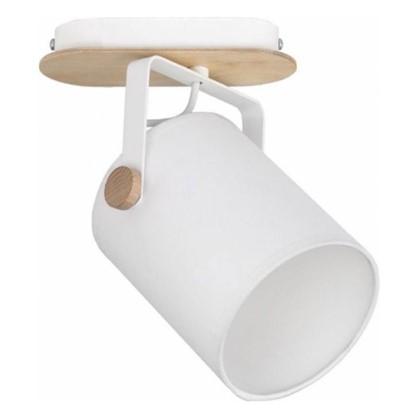Светильник поворотный TK Lighting Relax White 1611 1хЕ27х60 Вт цена