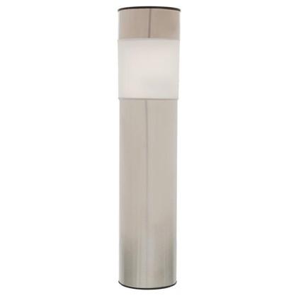 Светильник садовый светодиодный Solar 0.06 Вт цвет стальной IP65 цена