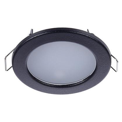 Светильник светодидный Стандарт 4 Вт 280 Лм 220 В цвет черный свет дневной белый цена